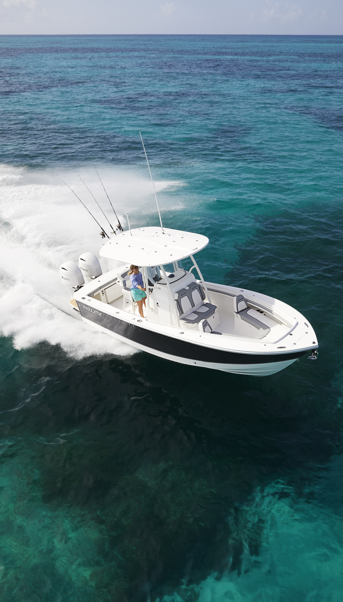 Regulator 23 | Regulator Marine Boats