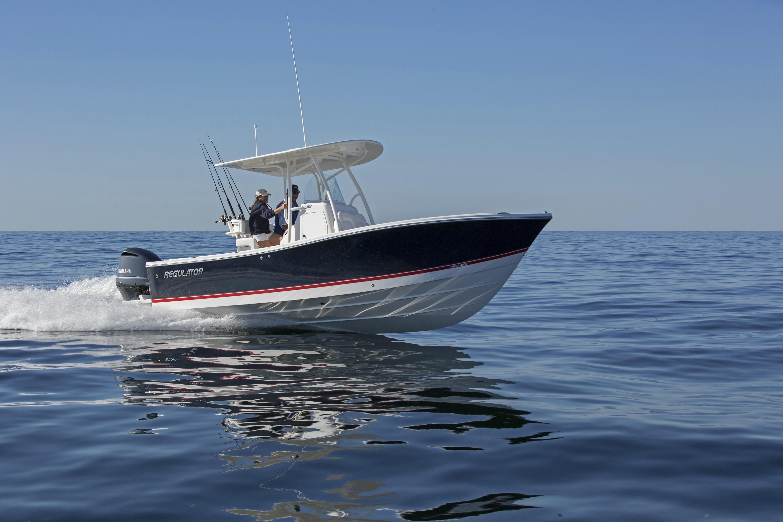 Regulator 23 Marine Boats Runabout Boat Wiring Harness Diagram Running Single Engine