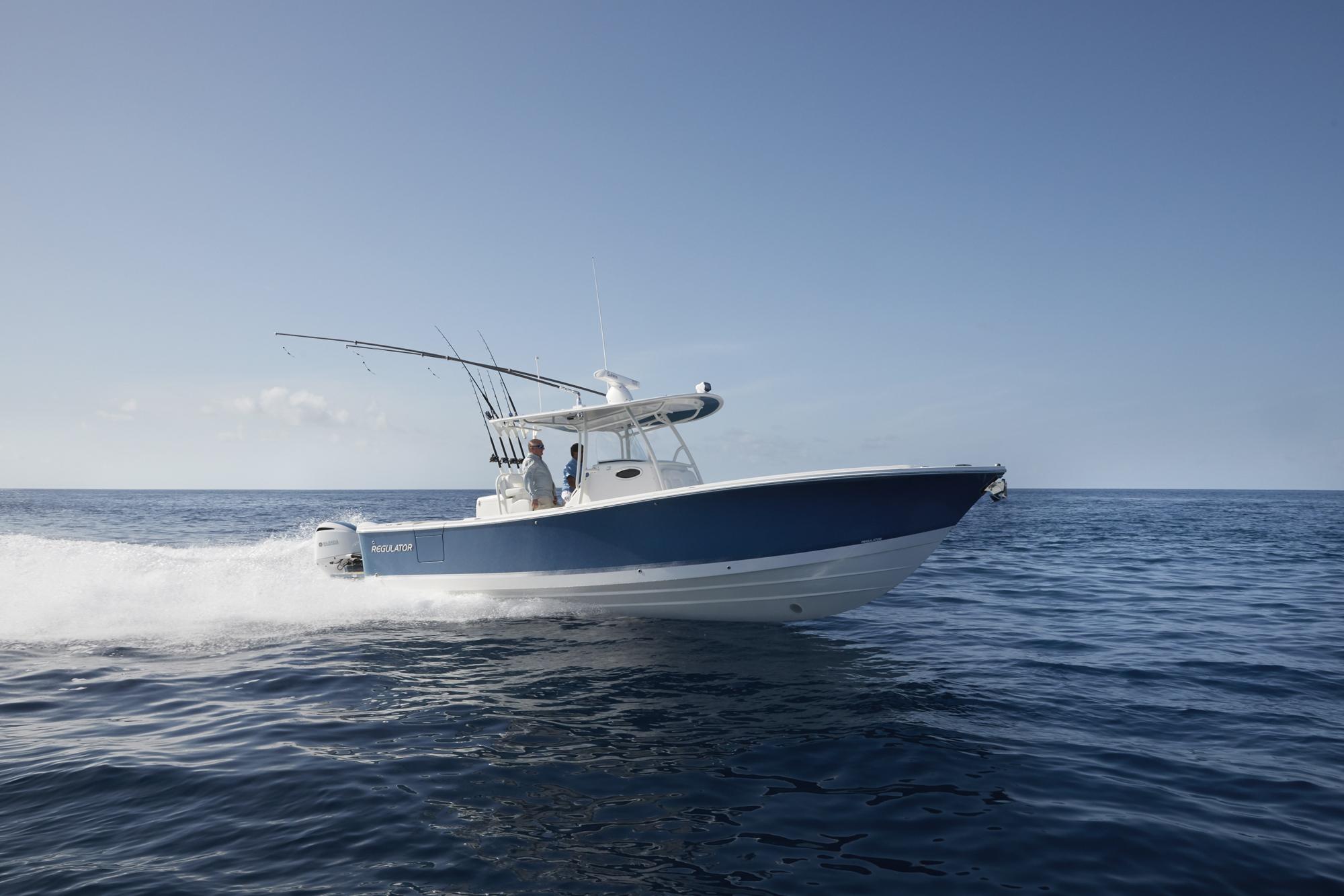 Regulator 31 Regulator Marine Boats