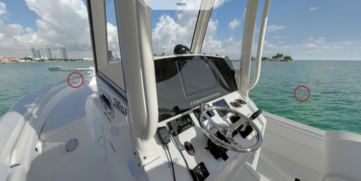 Regulator 26XO | Regulator Marine Boats